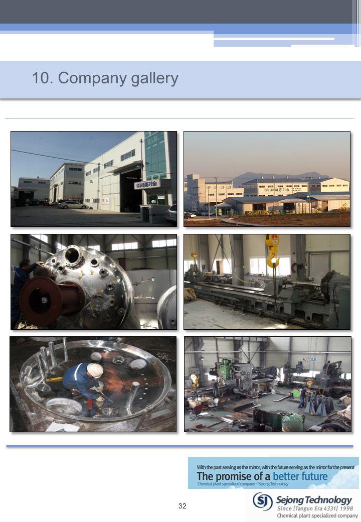 10. Company gallery 32