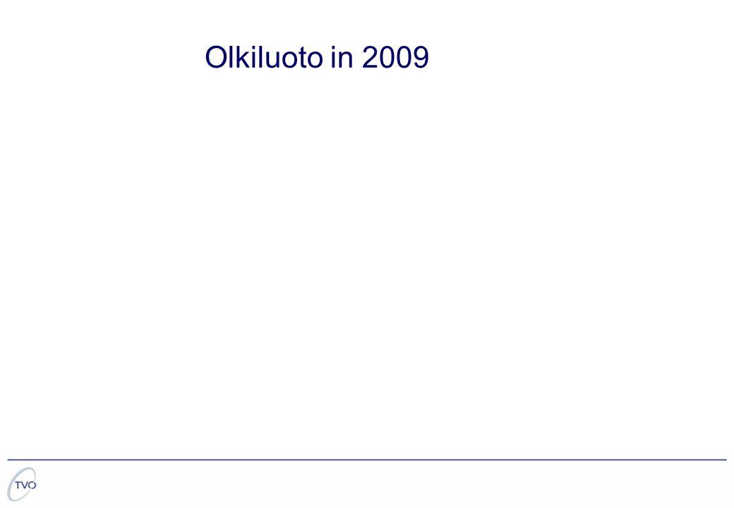 Olkiluoto in 2009