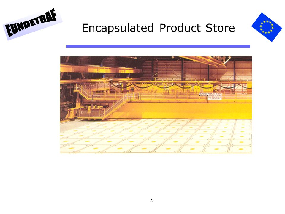 8 Encapsulated Product Store