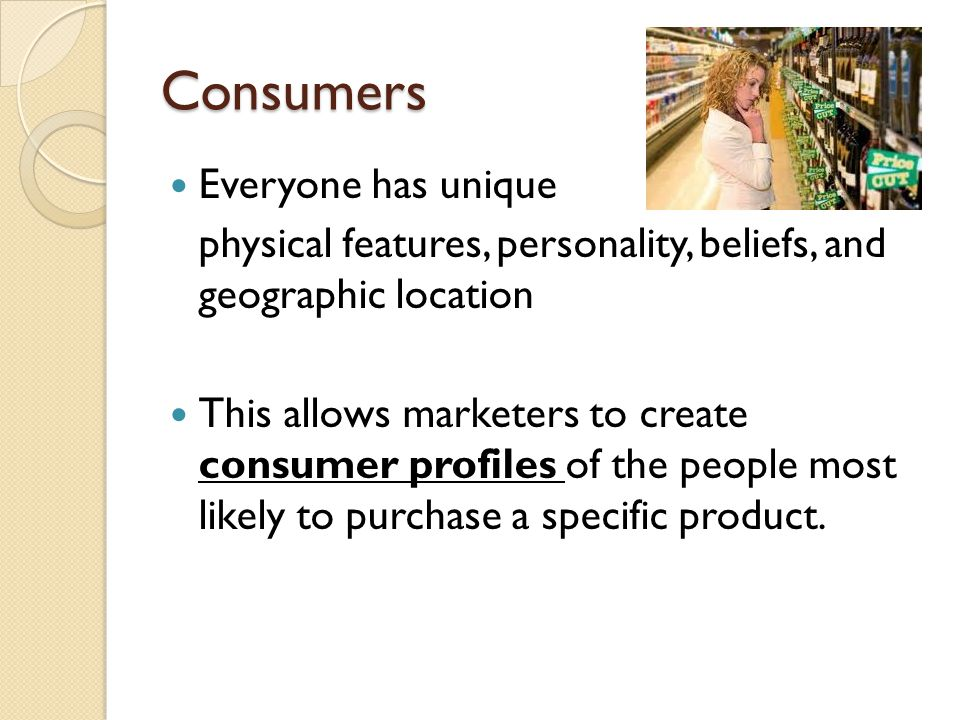 Consumer Motivation Why do we buy.Think of the last purchase you made.