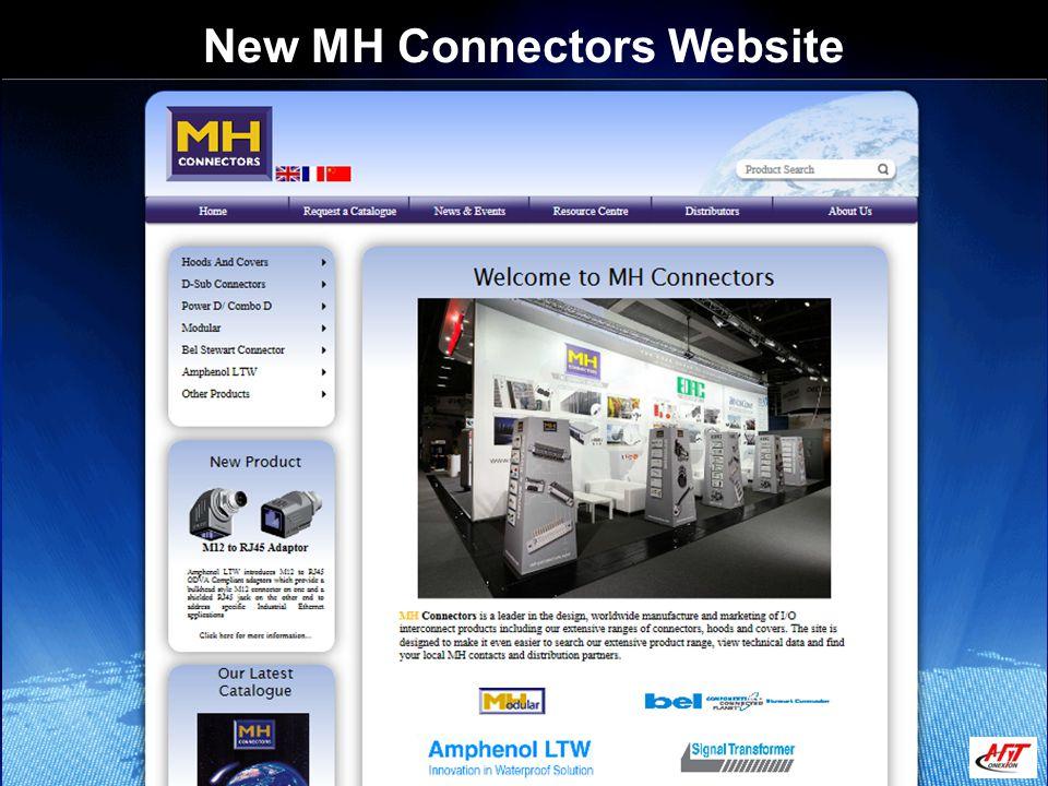 New MH Connectors Website