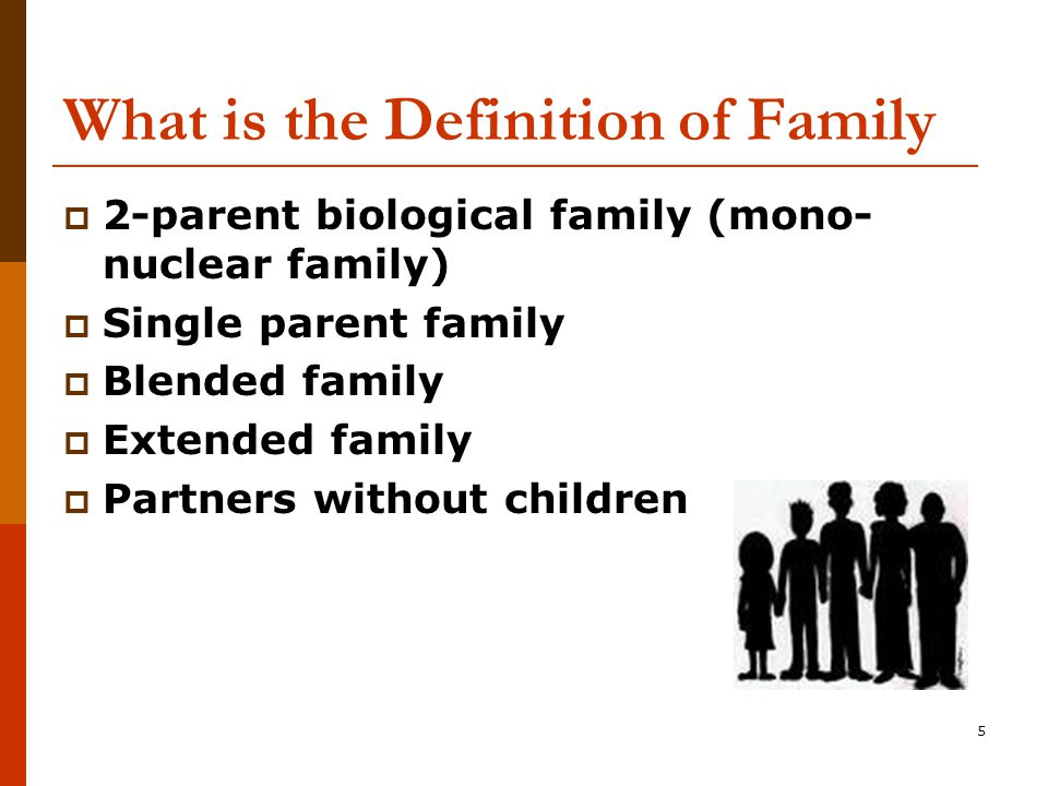 36 Family Structure  Family patterns of interaction are predictable.