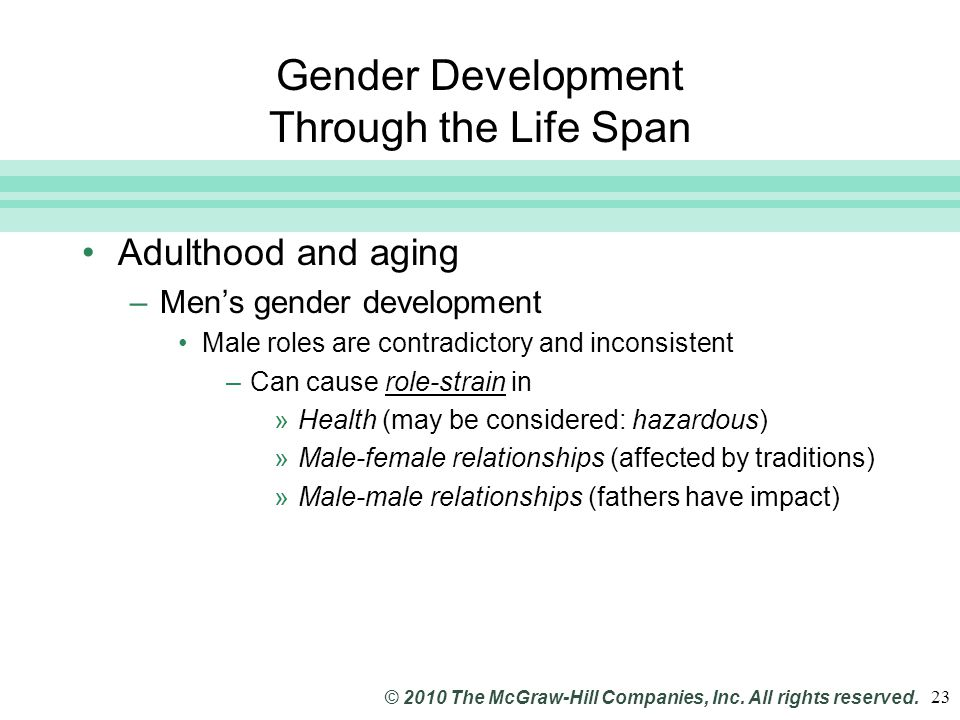 Slide 23 © 2010 The McGraw-Hill Companies, Inc.All rights reserved.