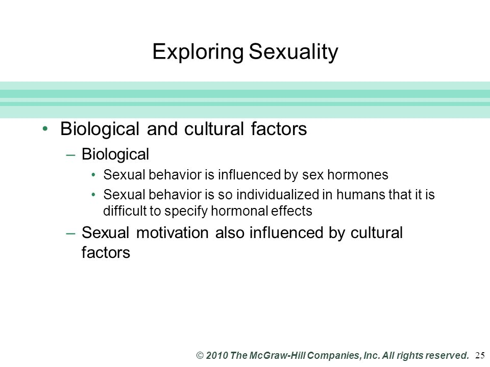 Slide 25 © 2010 The McGraw-Hill Companies, Inc.All rights reserved.