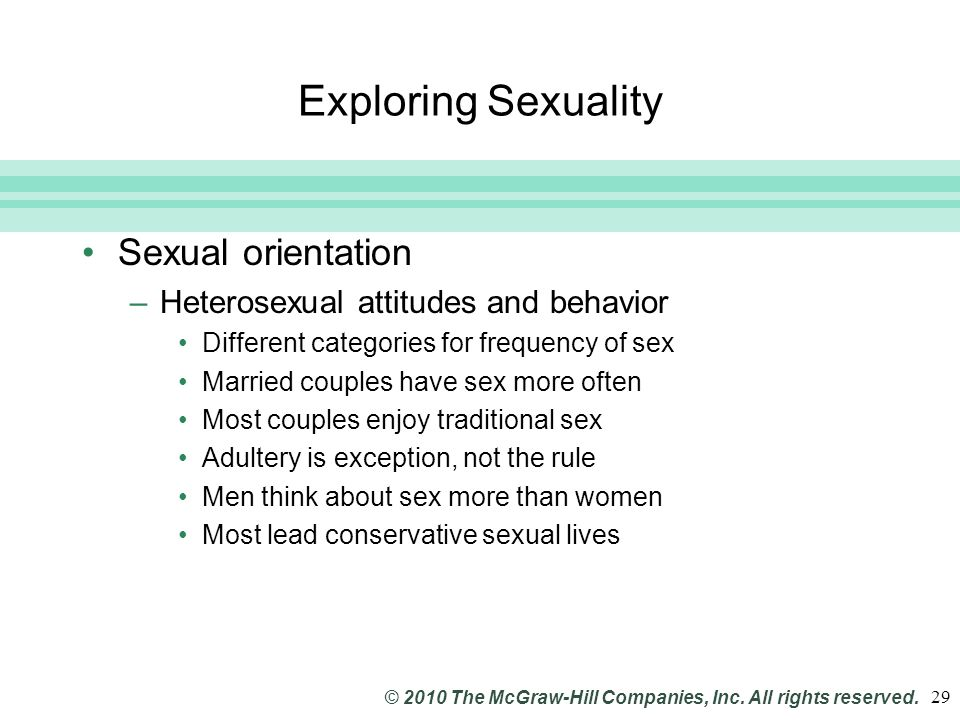 Slide 29 © 2010 The McGraw-Hill Companies, Inc.All rights reserved.