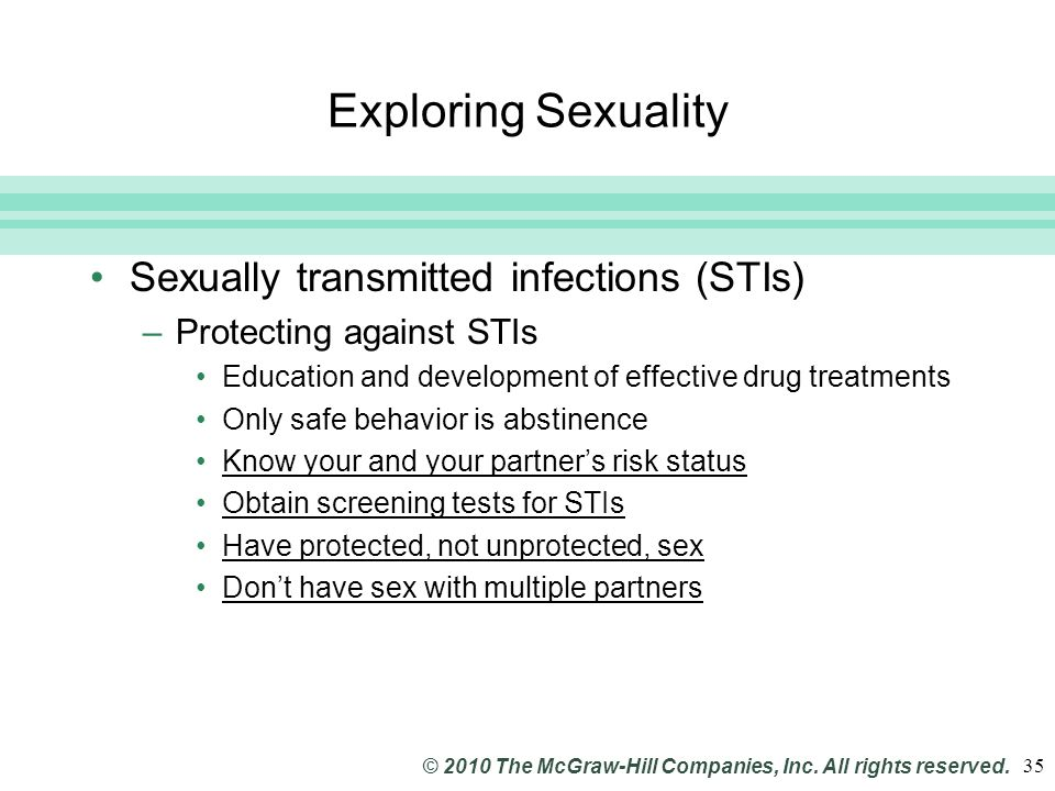 Slide 35 © 2010 The McGraw-Hill Companies, Inc.All rights reserved.