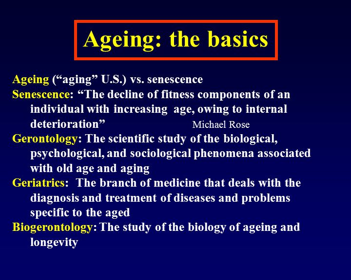 Extended longevity in mice lacking the insulin receptor in adipose tissue Ron Kahn (2003): fat-specific insulin receptor knockout (FIRKO) mouse Protected against age-related obesity 18% increase in mean lifespan in both sexes (Blüher et al.