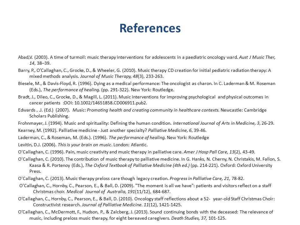 References Abad,V. (2003).
