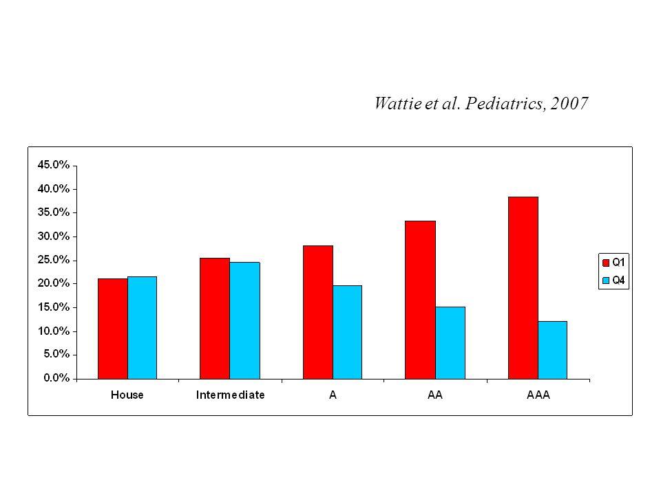 Wattie et al. Pediatrics, 2007