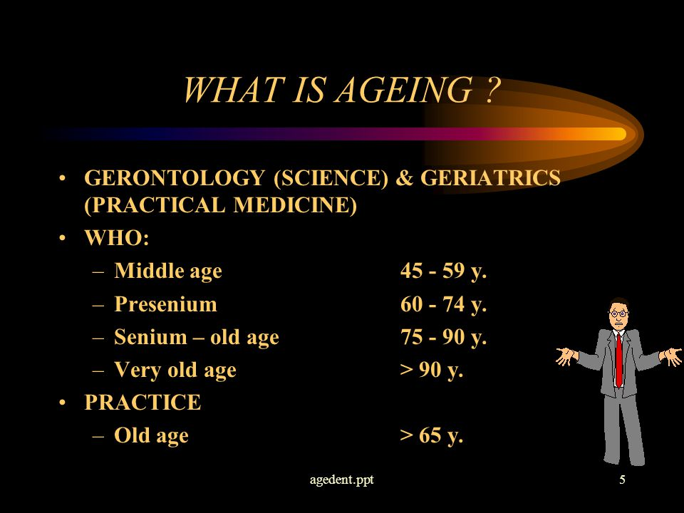 agedent.ppt5 WHAT IS AGEING .