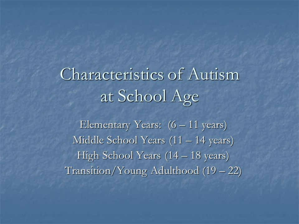 Autism Vs. Developmental Delay  Lack of social interest  Limited use of pointing  Poor nonverbal communication  Poor imitation skills  Limited pr
