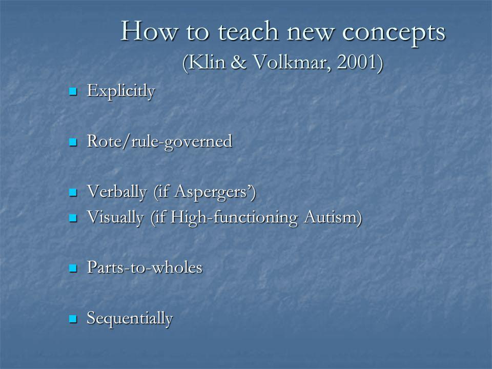 II. Educational Modifications Contributions by: Sally Ozonoff, Sue Thompson, Jennifer Stella