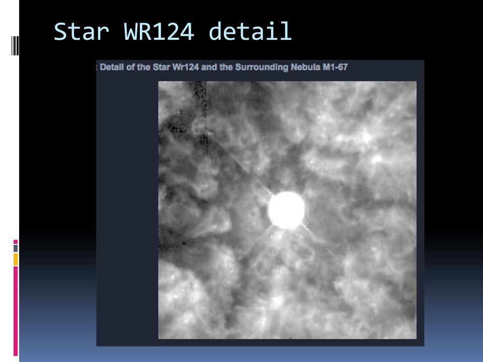 Star WR124 detail