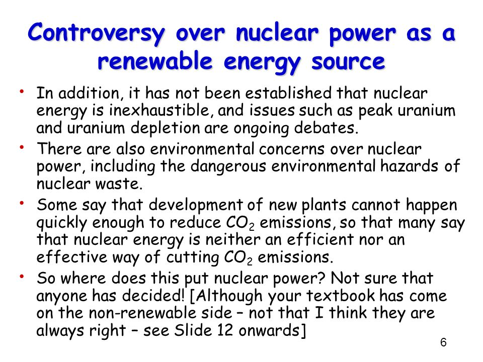 17 The Fuel Fact Files Nuclear Nuclear Status: non-renewable(?.