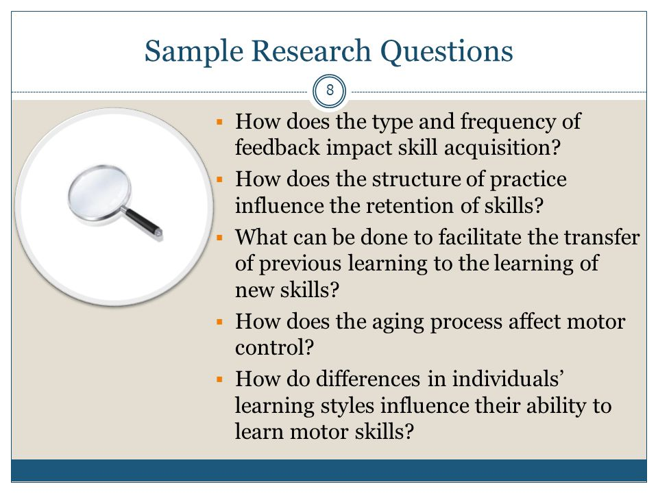 9 Information-Processing Model Input Decision- Making Output Feedback
