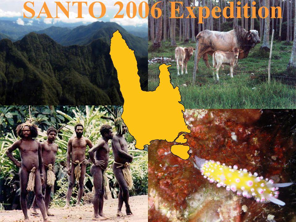 SANTO 2006 Expedition