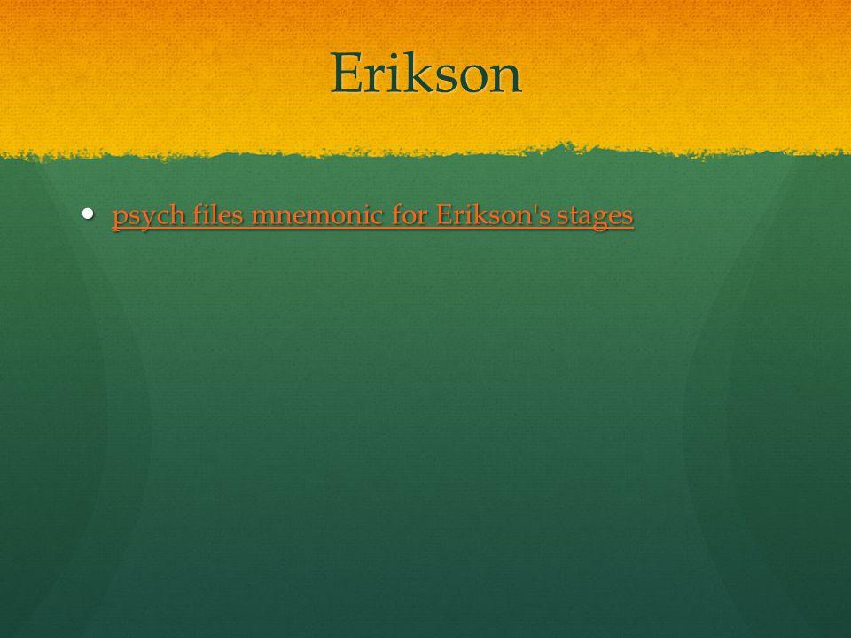 Erikson psych files mnemonic for Erikson s stages psych files mnemonic for Erikson s stages psych files mnemonic for Erikson s stages psych files mnemonic for Erikson s stages