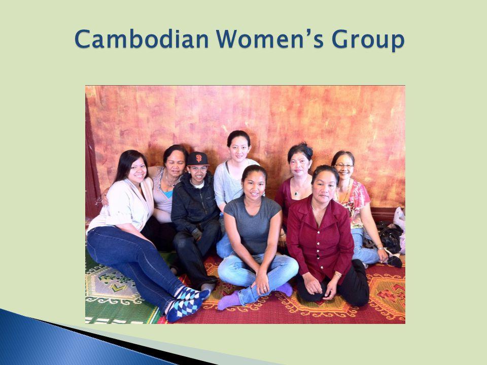 Cambodian Women's Group