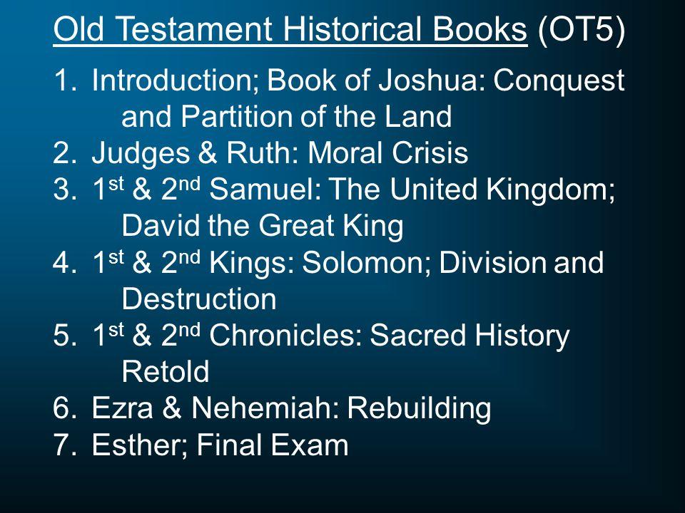 Law/History 5+12 Wisdom 5 Prophets 5+12 66 27 39