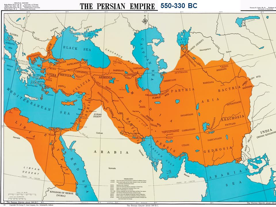 550-330 BC