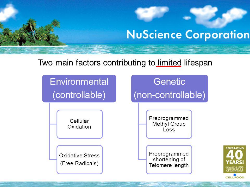 Current research Enhanced Nucleotide Supplementation