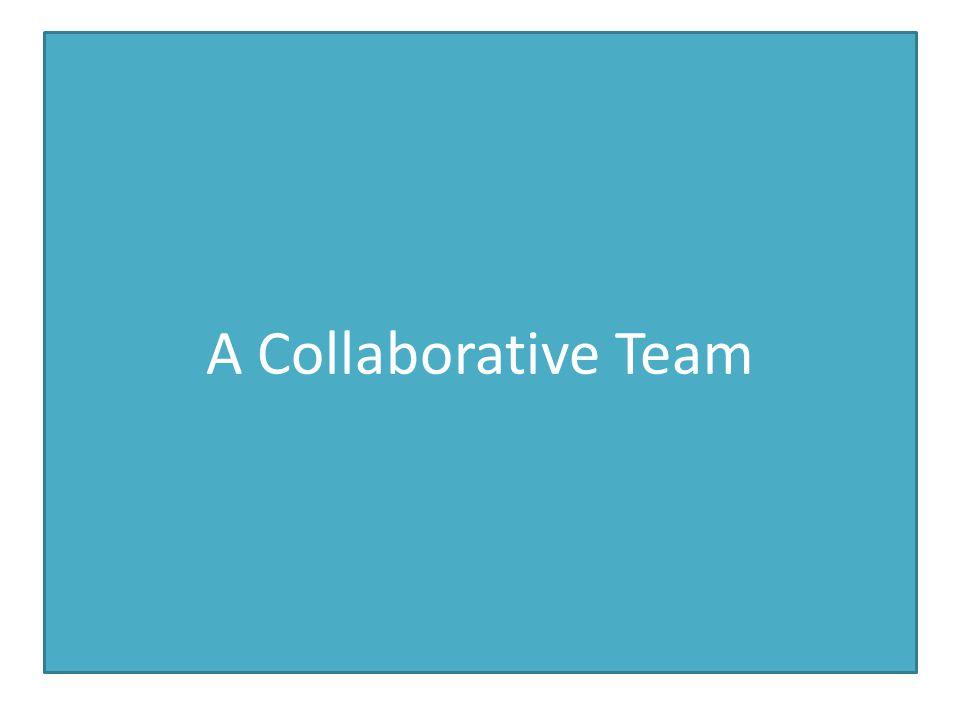 A Collaborative Team