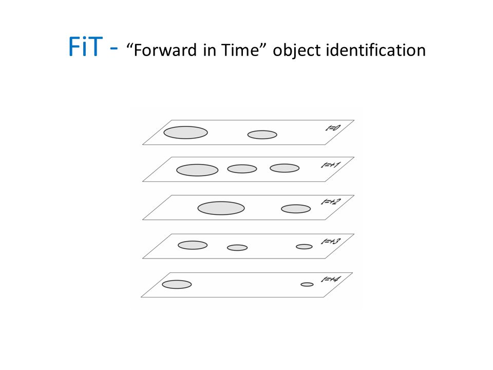 FiT - Forward in Time object identification