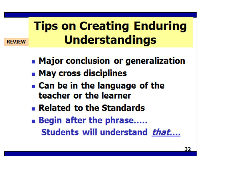 Enduring Understanding(s) Students will understand that: Psychological knowledge, like all scientific knowledge, evolves rapidly as new discoveries are made.