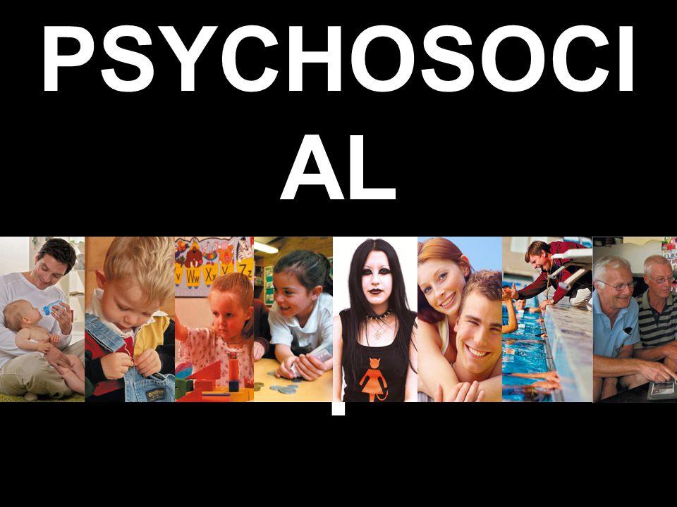 PSYCHOSOCI AL DEVELOPMEN T By Lisa French, Clarinda McKnight, Shawny Smith, Ellise Stratton, Jessie West.