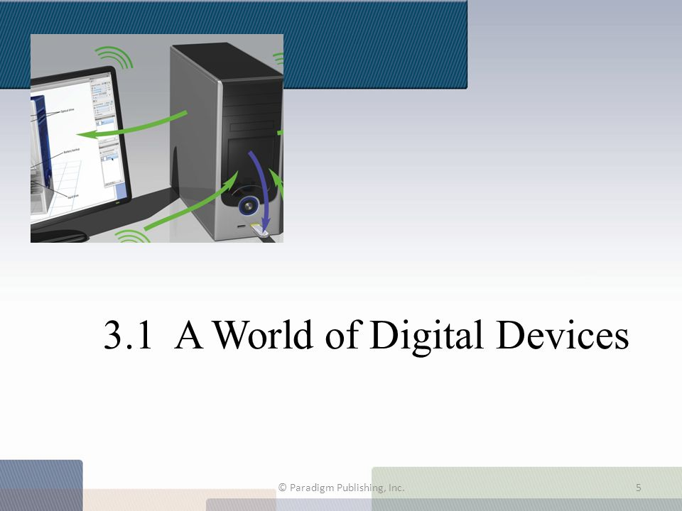 How Many Digital Devices Do You Own? © Paradigm Publishing, Inc.6