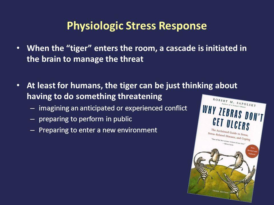 Handling Stress: High vs.