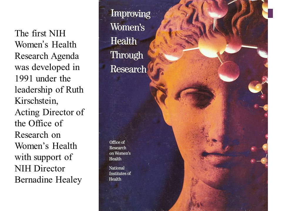 Contributions from NURSING SCIENCE State of the Science on Health Promotion and Prevention Proposed Commission to Recommend Coverage of new Preventive Services for Women AMERICAN ACADEMY OF NURSING Science Policy - NIH Nursing's Policy Positions - ACA