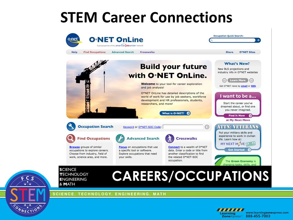 STEM Career Connections