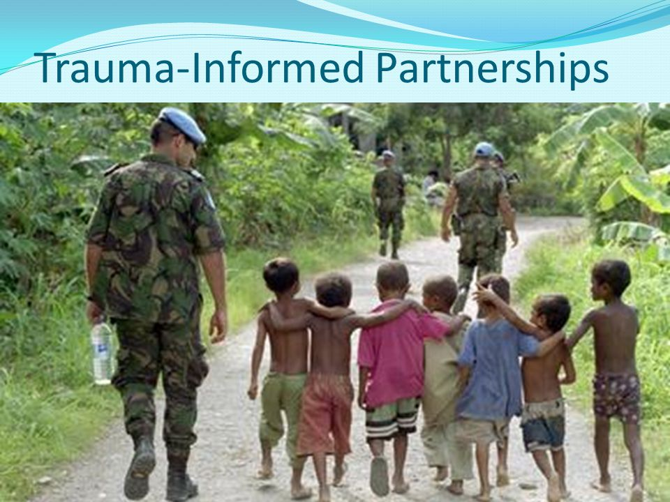 Trauma-Informed Partnerships