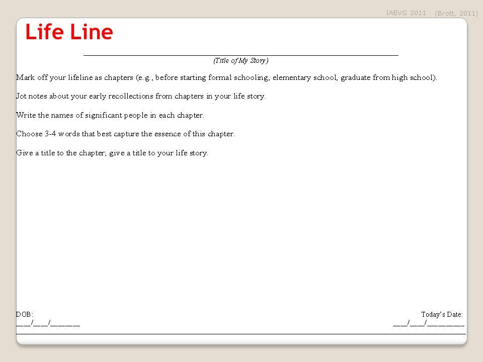 Life Line IAEVG 2011 (Brott, 2011)