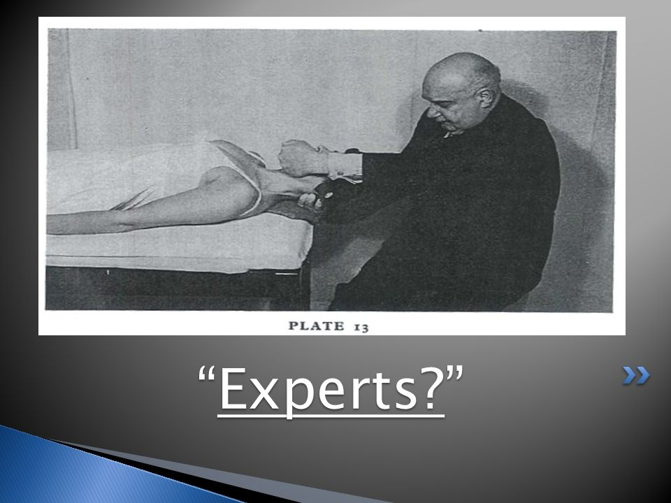 Experts Experts