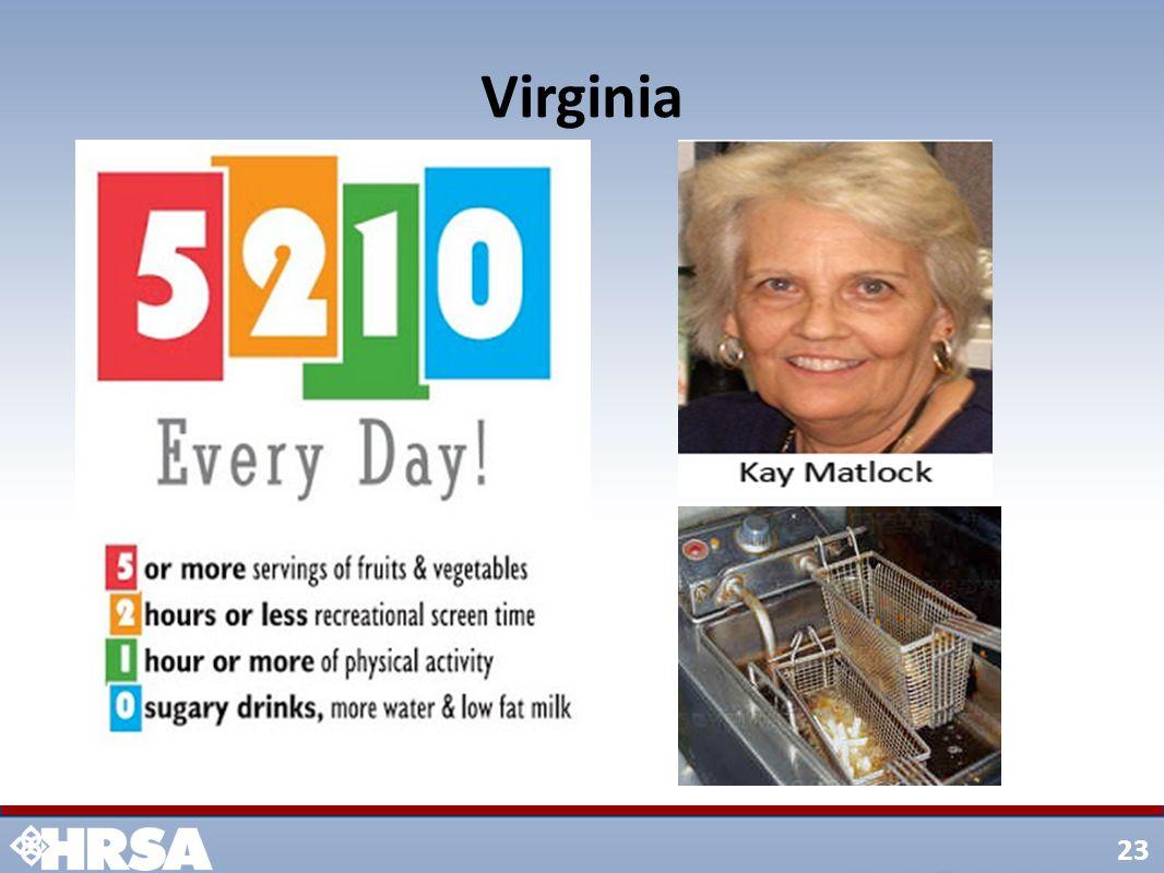 23 Virginia