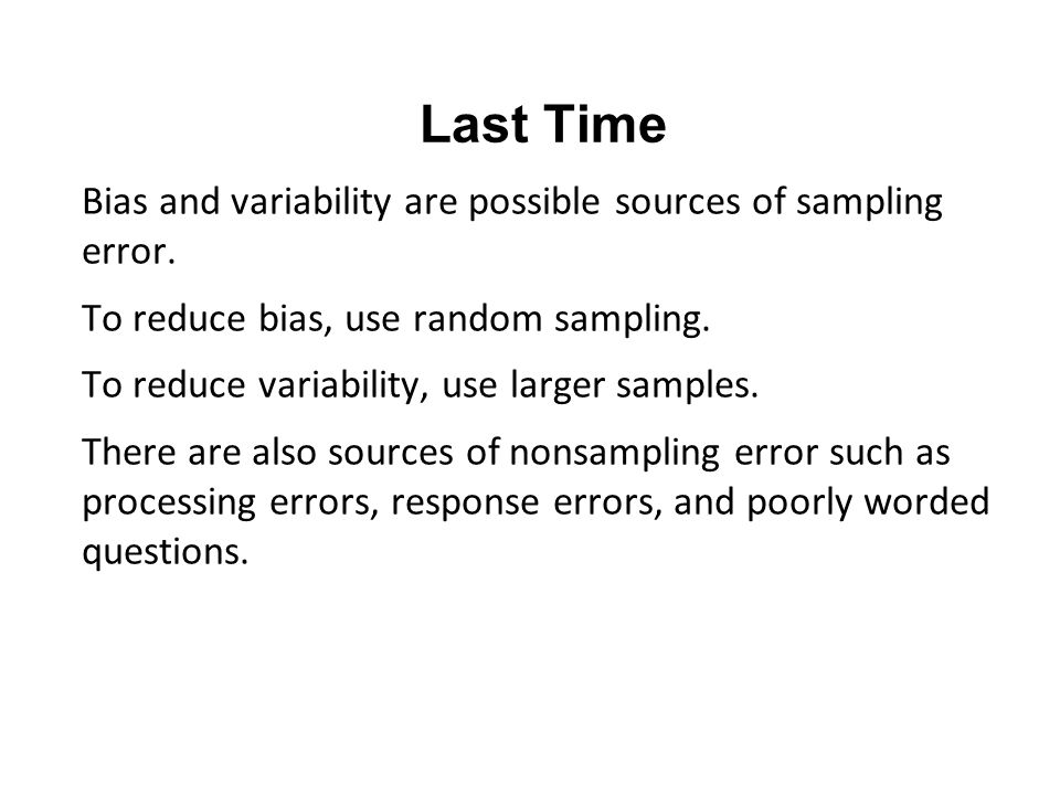 Today 1.Collecting data with experiments 2.Practical issues with experiments Confounding variables Randomized and comparative Statistical significance