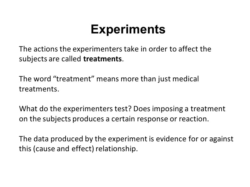 Statistical significance When reading the results of an experiment, you may encounter the term statistical significance.