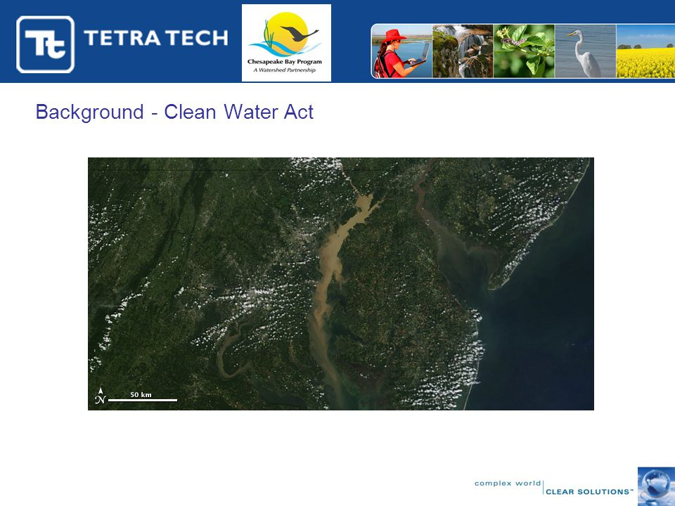 Background - Clean Water Act