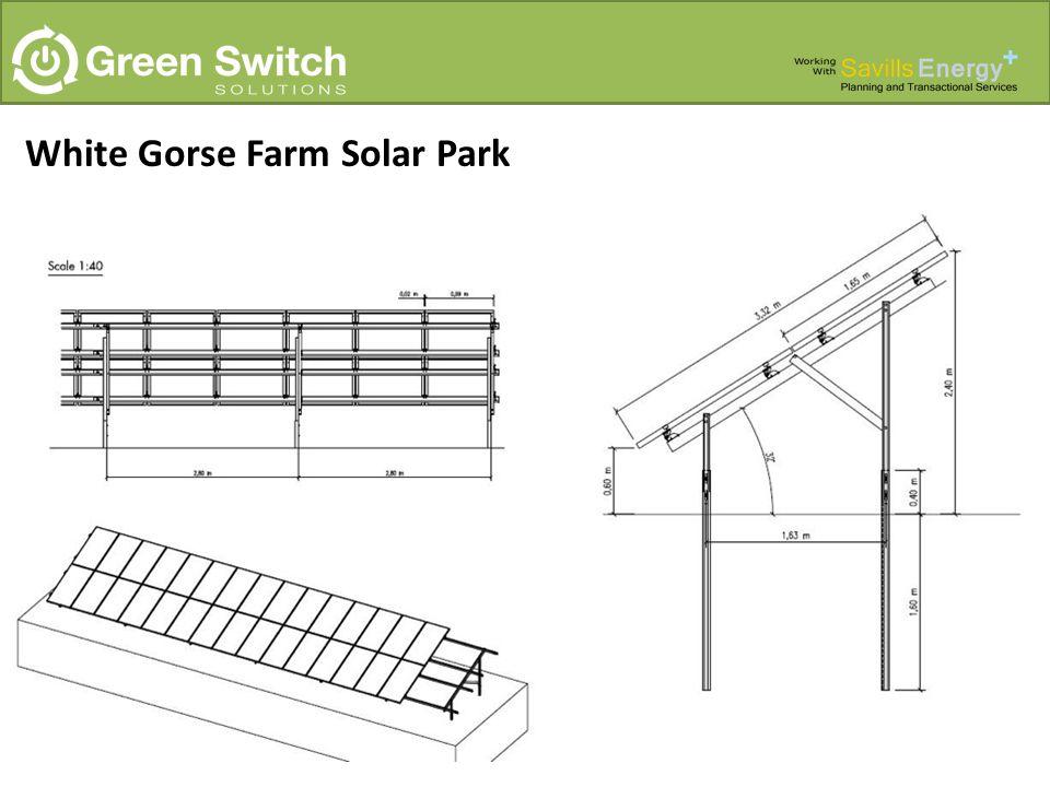 White Gorse Farm Solar Park