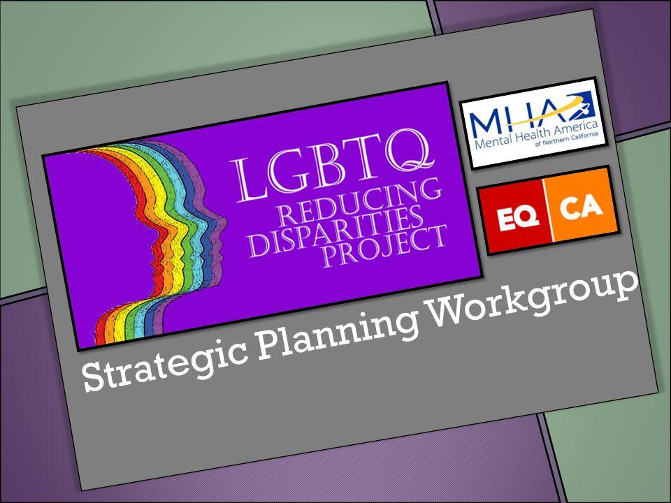 Strategic Planning Workgroup