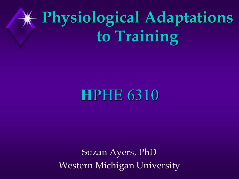 u Exercise Performance Limitations u Energy System Responses to Training u Muscular Adaptations to Strength Training u Training Principles u Cardiovascular Endurance Training u Strength Training u Health-related Fitness Training Purpose of exercise training: To induce metabolic & structural adaptations to delay fatigue Chapter 11 Overview (Abernethy)