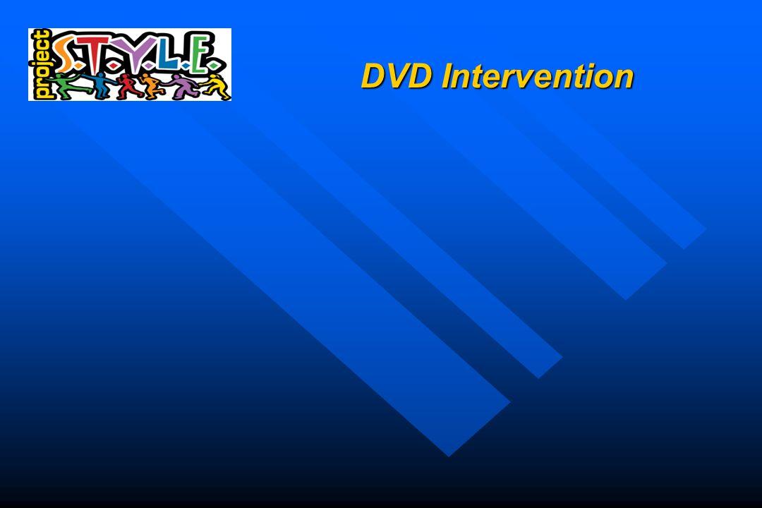 DVD Intervention