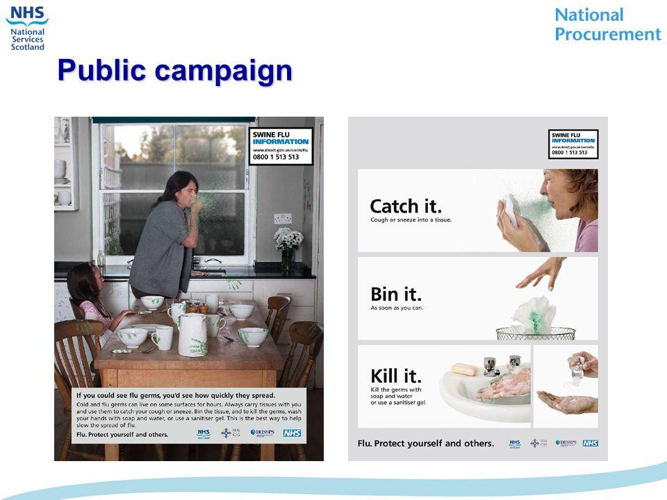 Public campaign