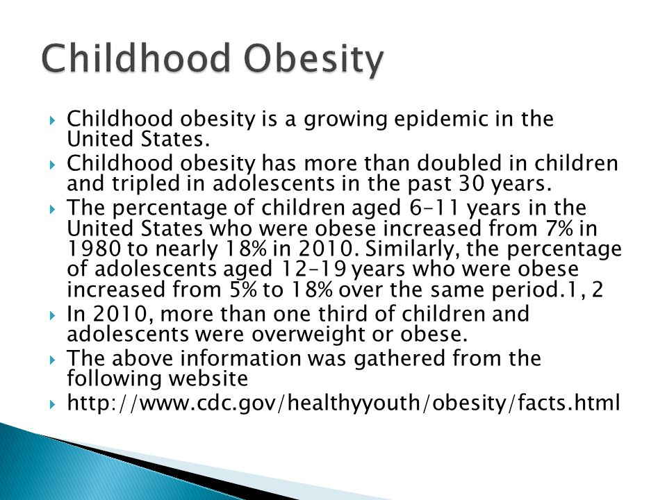  In 2003, Governor Mike Huckabee implemented Arkansas Act 1220 in an effort to curb the childhood obesity epidemic.  Arkansas Act 1220 is legislatio