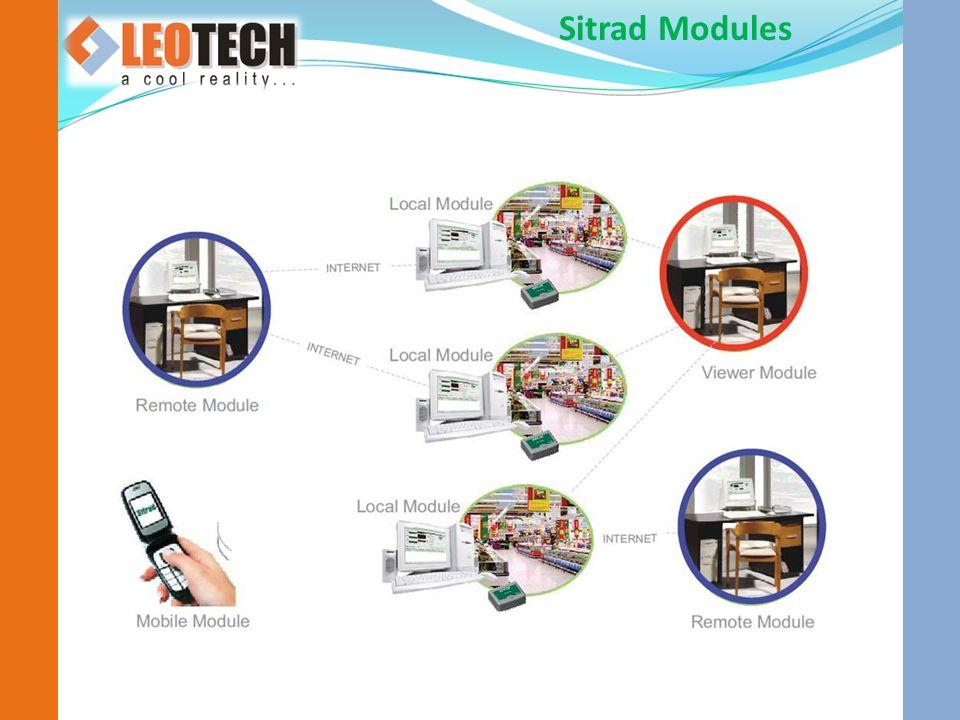 Sitrad Modules
