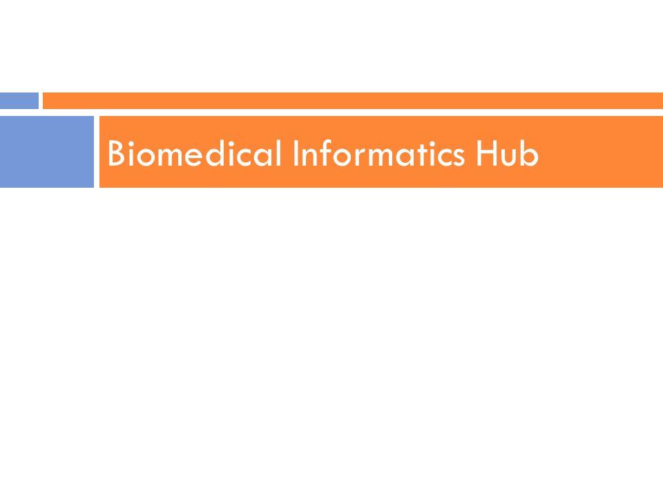 Biomedical Informatics Hub
