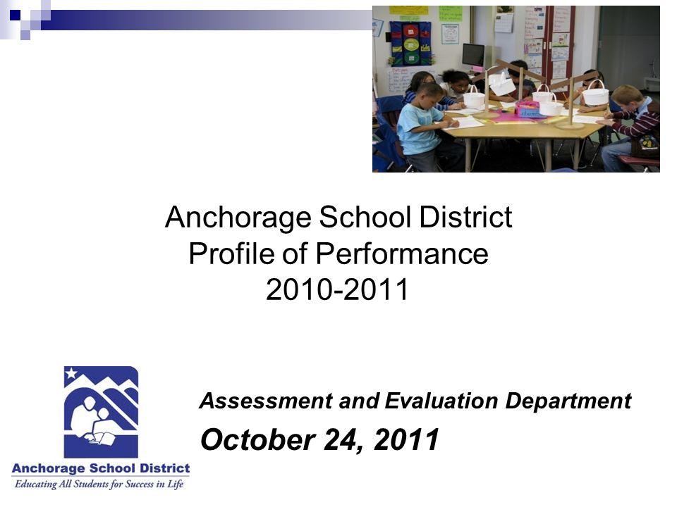 Customer Service 82 October 24, 2011 ASD Assessment & Evaluation Department