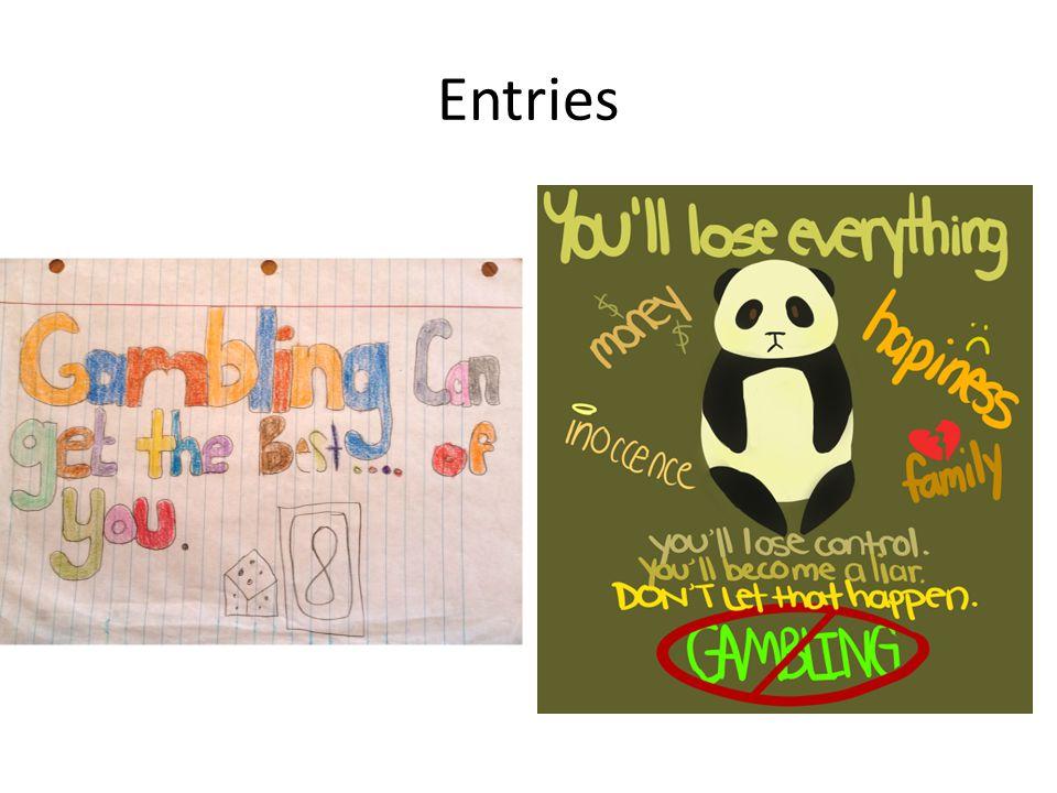 Entries